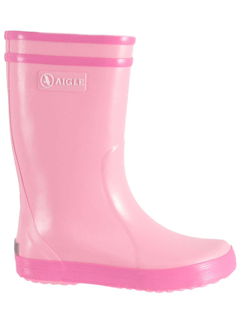Aigle Lollypop Childrens Wellies - Pink