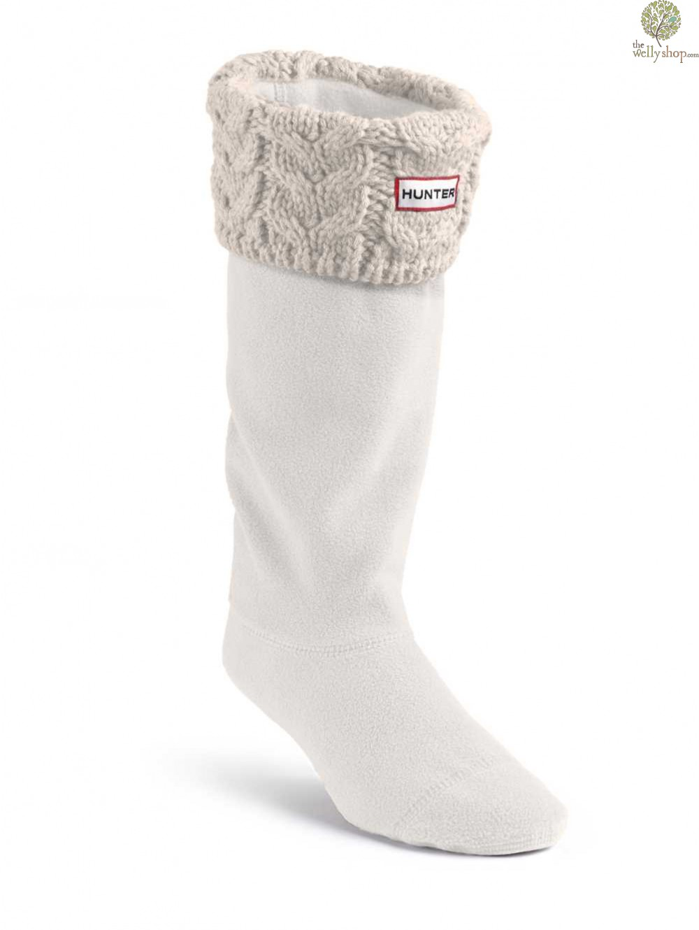 Knitting Pattern For Baby Wellies : Hunter Chunky Cable Welly Warmers Socks
