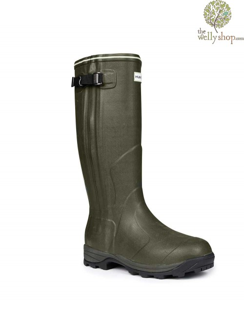 Hunter Unisex Balmoral Technical Zip Wellington Boots - Discontinued