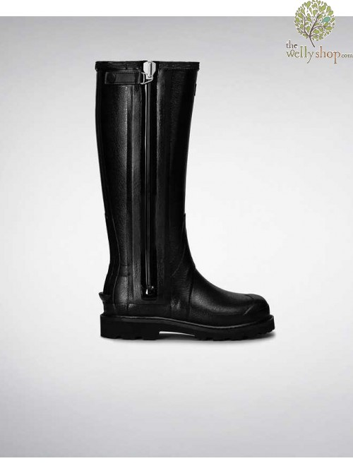 Hunter Women's Balmoral Sovereign 2 Neoprene (3mm) Technical Zip Wellington Boots
