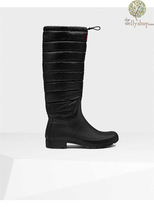 DISCONTINUED - Hunter Original Tall Women's Quilted Leg Wellington Boots