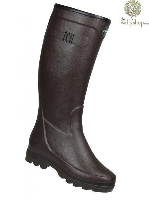 Le Chameau City All Track Fouree Wellington Boots