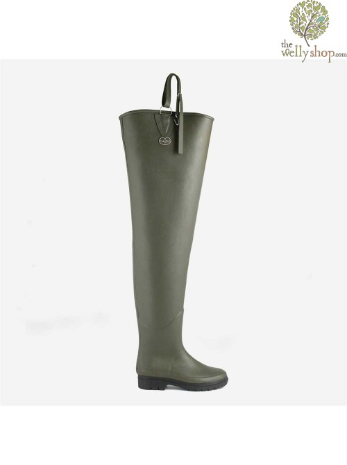 Le  Chameau Delta Limaille Waders Green