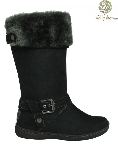 Pixie Lilly Boots Black