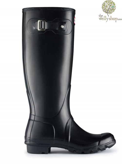 Hunter Original Black Wellies