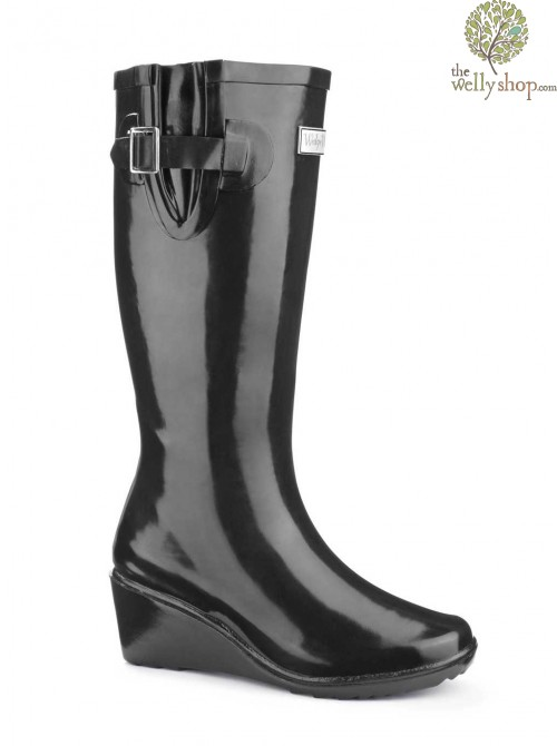 Wedge Welly Legend Flex 2 (wide calf)
