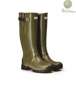 Hunter Men's Balmoral 2 Neoprene Boots Moor Green