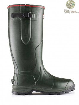 Hunter Balmoral Neoprene Wellington Boots 3mm lining Adjustable Calf