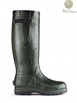 Hunter Balmoral Classic Heavy Duty rubber Adjustable Calf Quick Dry Nylon Lining