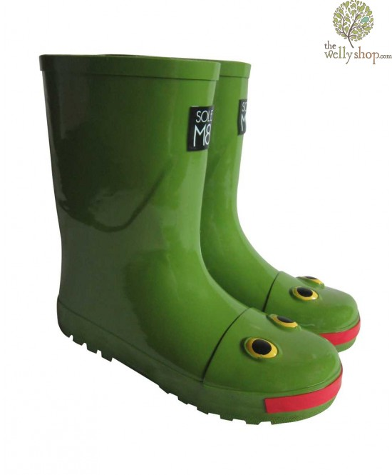 Frog Rain Boots For Adults