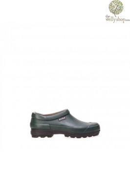 Aigle Lamone Gardening Shoes Dark Green