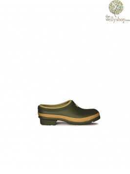 Hunter Womens Gardening Clogs - Neoprene lined for Warmth