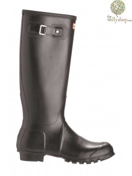 Hunter Original Tall Black Wellington Boots