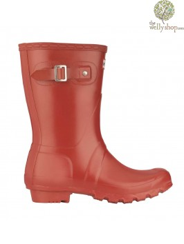 Hunter Original Short Classic Wellington Boots