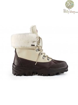 Hunter Breckenridge Unisex Adult Warm Snow Ankle Boots Vibram Sole - LAST PAIR - SIZE UK 3 ONLY
