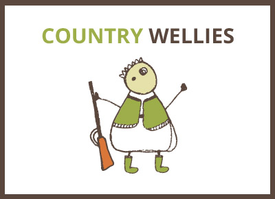 traditional wellies and country wellies