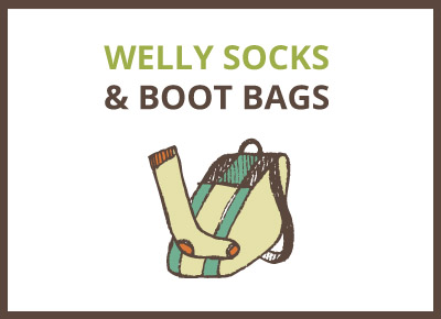 Welly Socks and Accessories